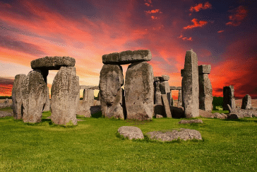 stonehenge refurbishment plan revealed in The Daily Distress