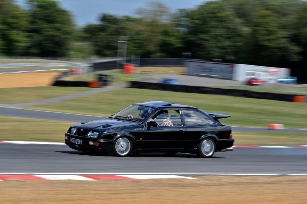 Ford Sierra Cosworth Classic Cars 1980s