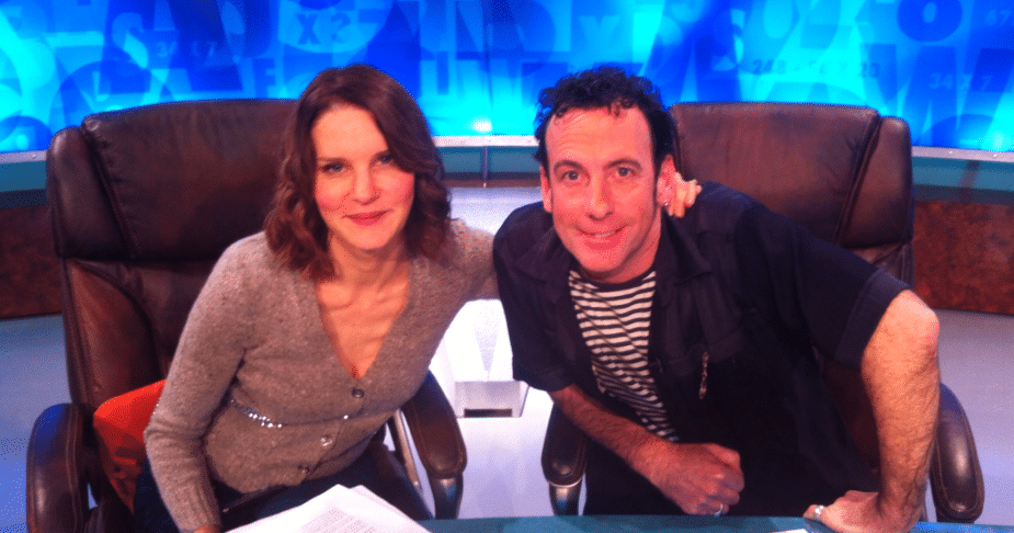 countdown susie dent and paul zenon