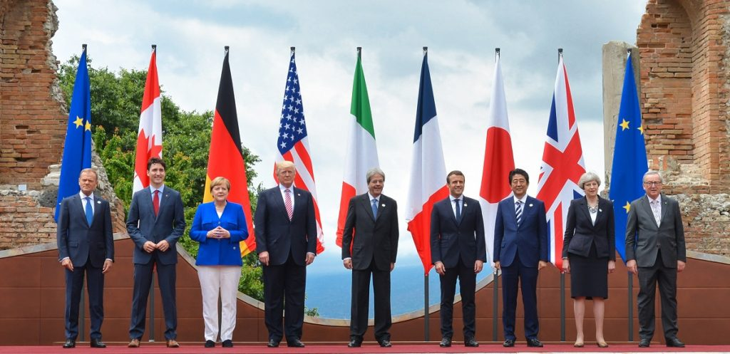 G7 Too small for Britain